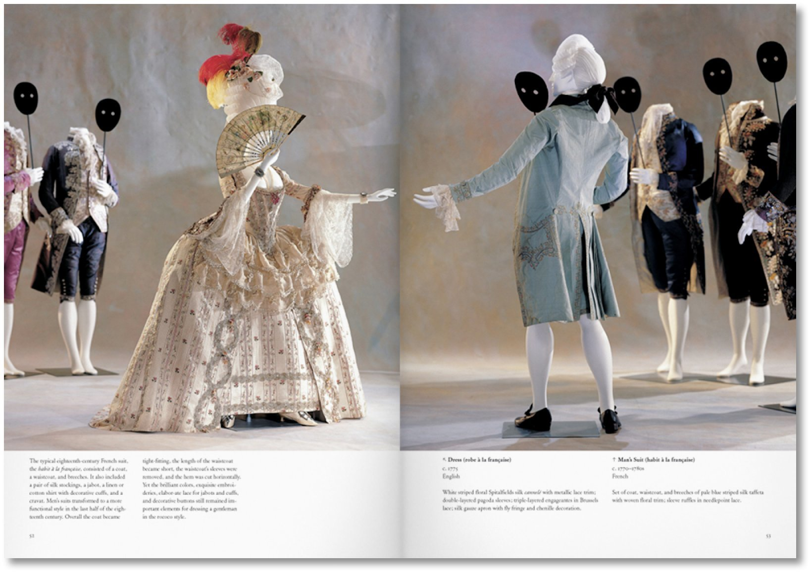 Fashion 18th century new france 13 Facts About 18th Century French Fashion Mental Floss