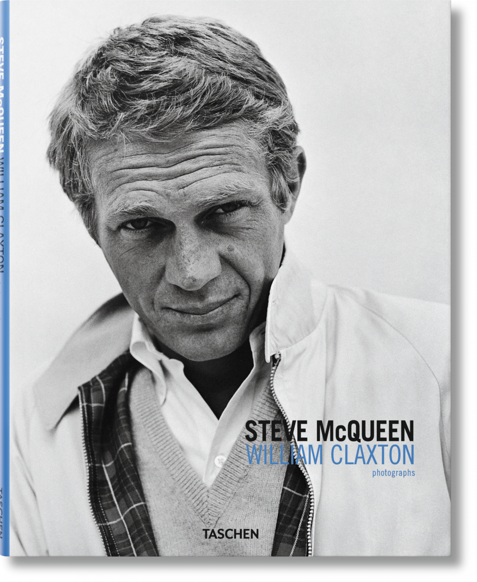 william claxton steve mcqueen taschen verlag. Black Bedroom Furniture Sets. Home Design Ideas