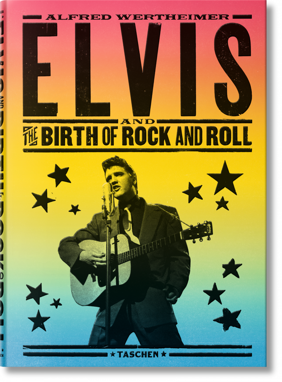 alfred wertheimer elvis and the birth of rock and roll taschen books. Black Bedroom Furniture Sets. Home Design Ideas