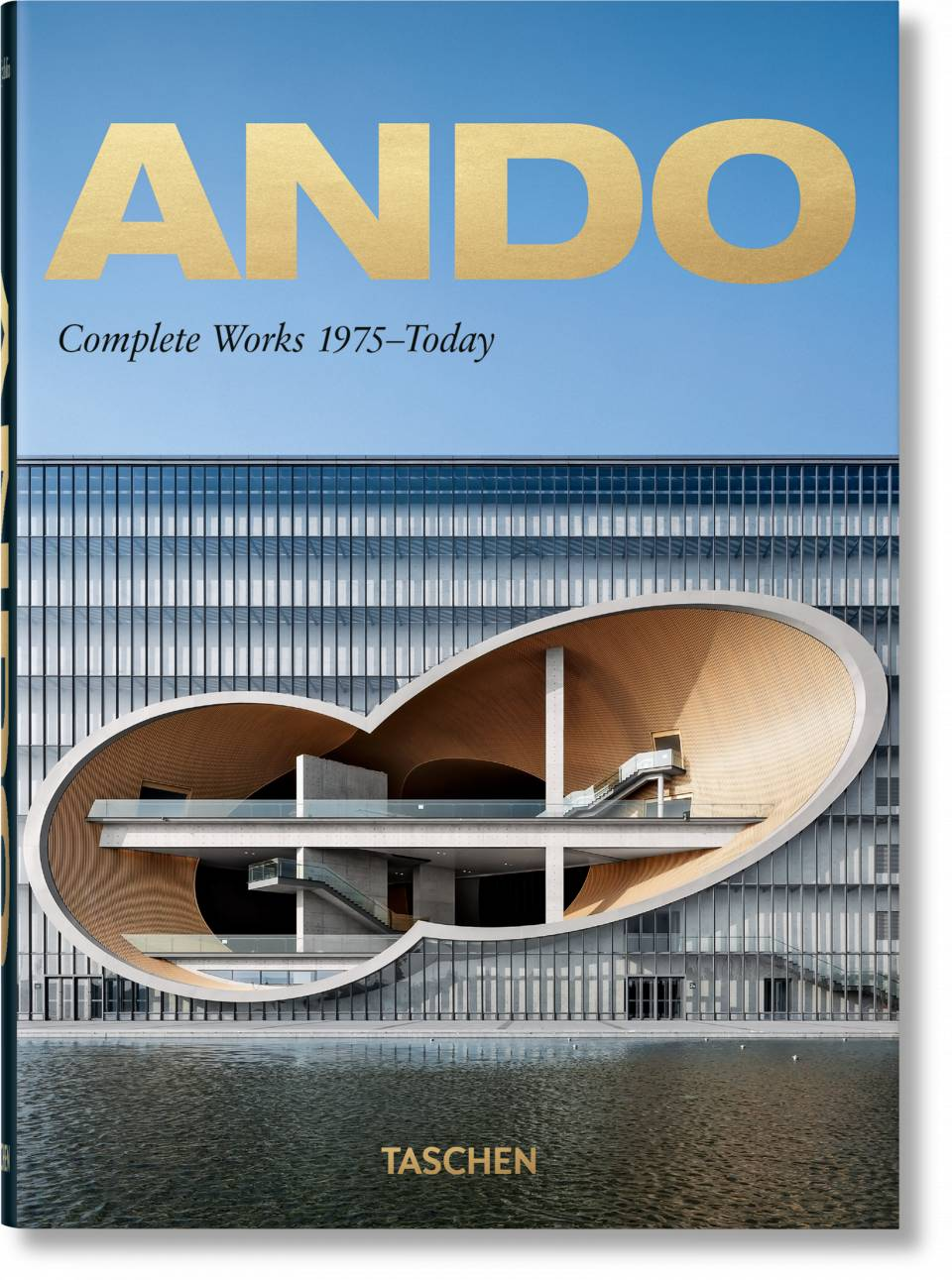 Ando. Complete Works 1975–Today. 40th Ed. - image 1