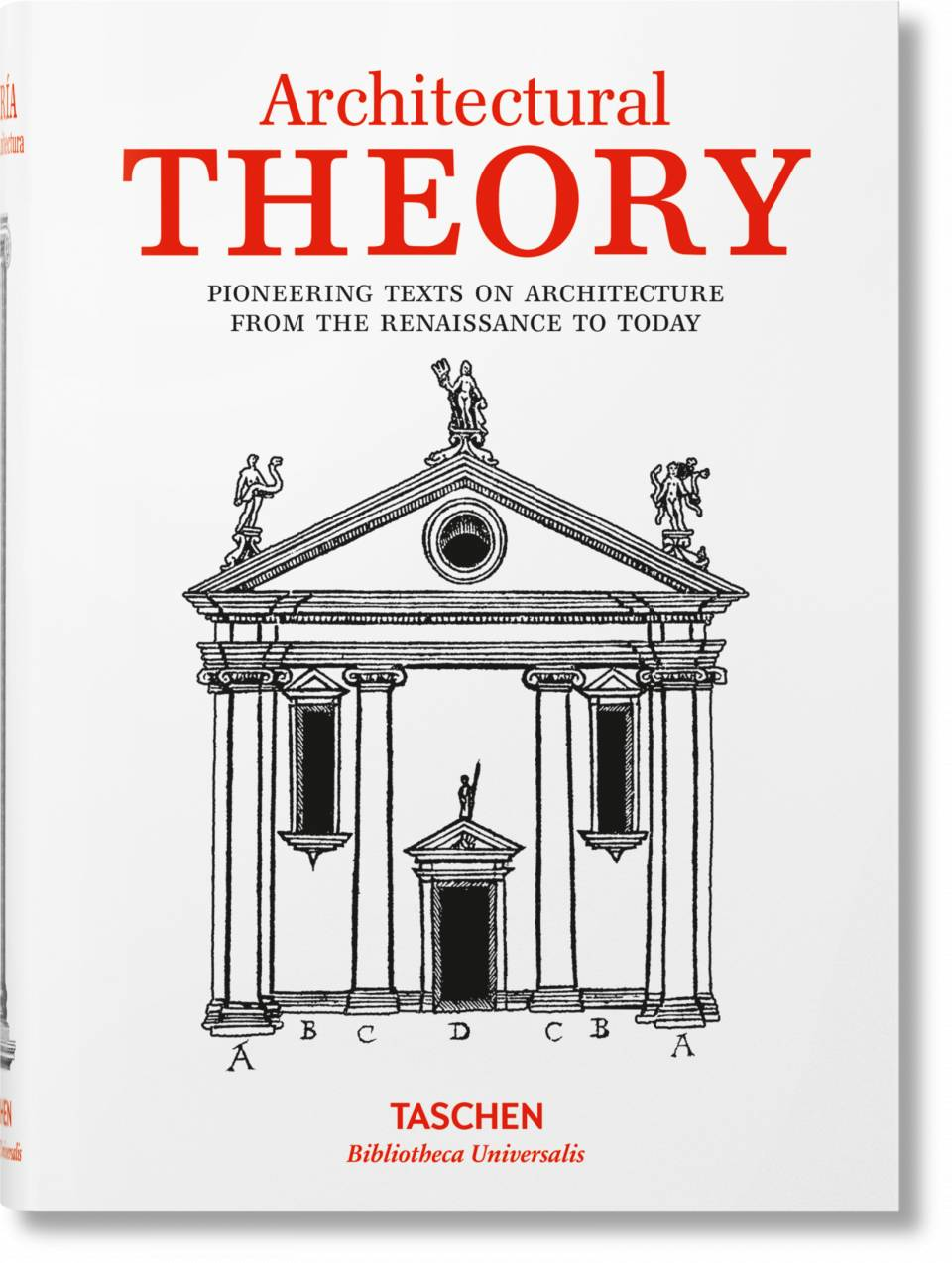 Architectural Theory. From the Renaissance to the Present - image 1