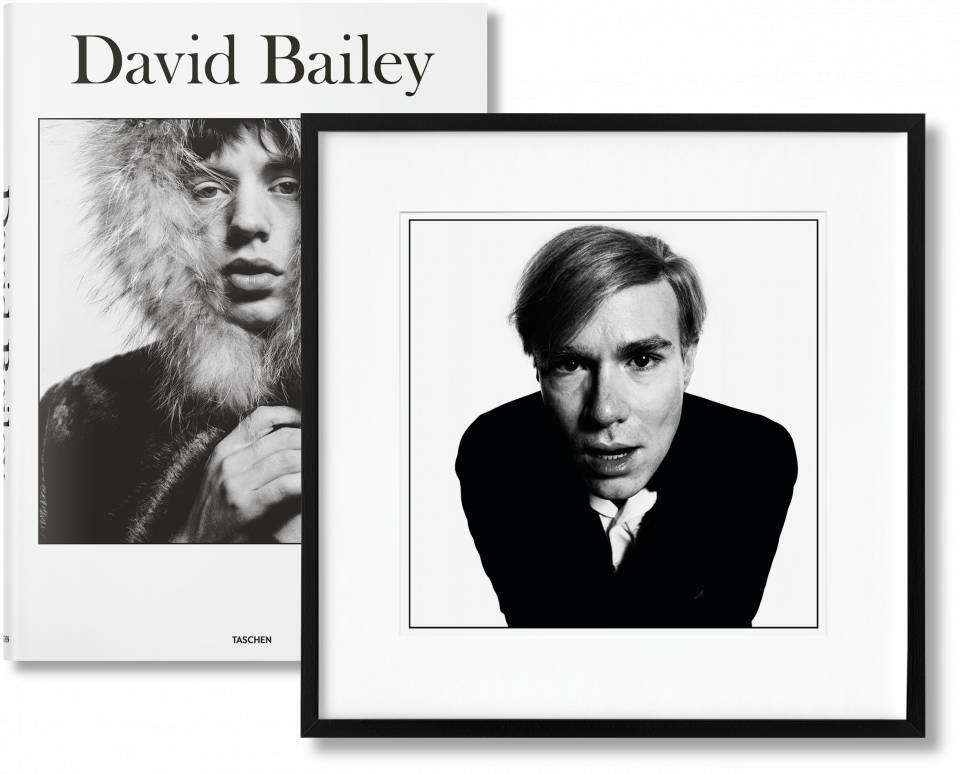 David Bailey. Art Edition No. 226–300 'Andy Warhol, 1965' - image 1