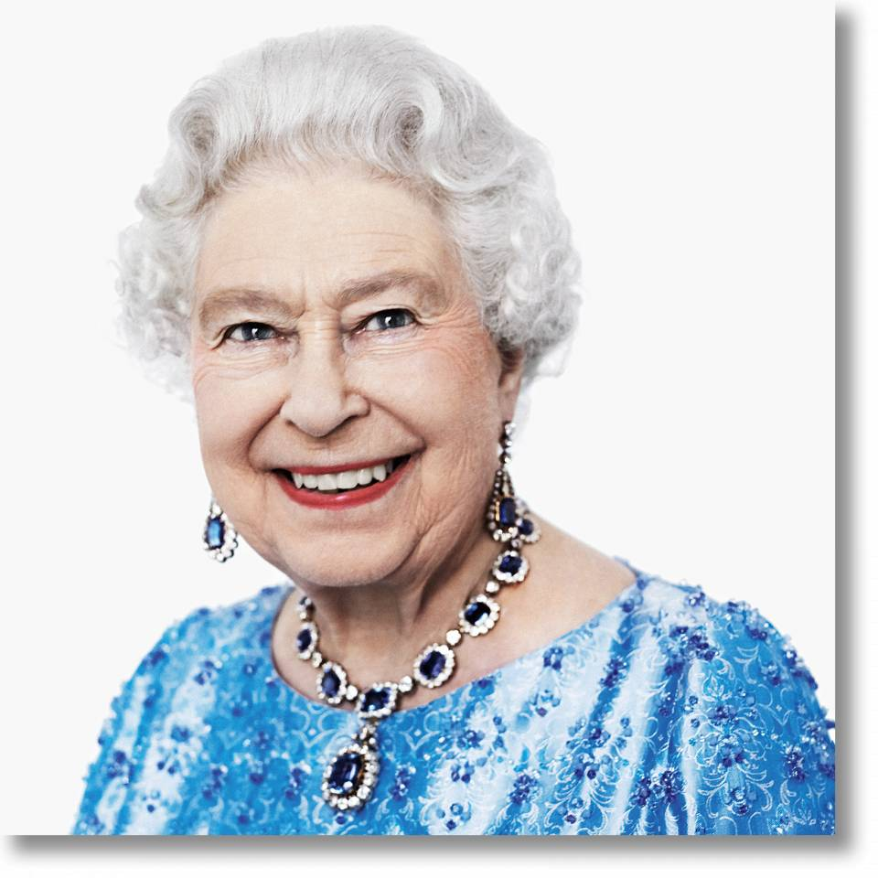 Her Majesty The Queen. David Bailey - image 1