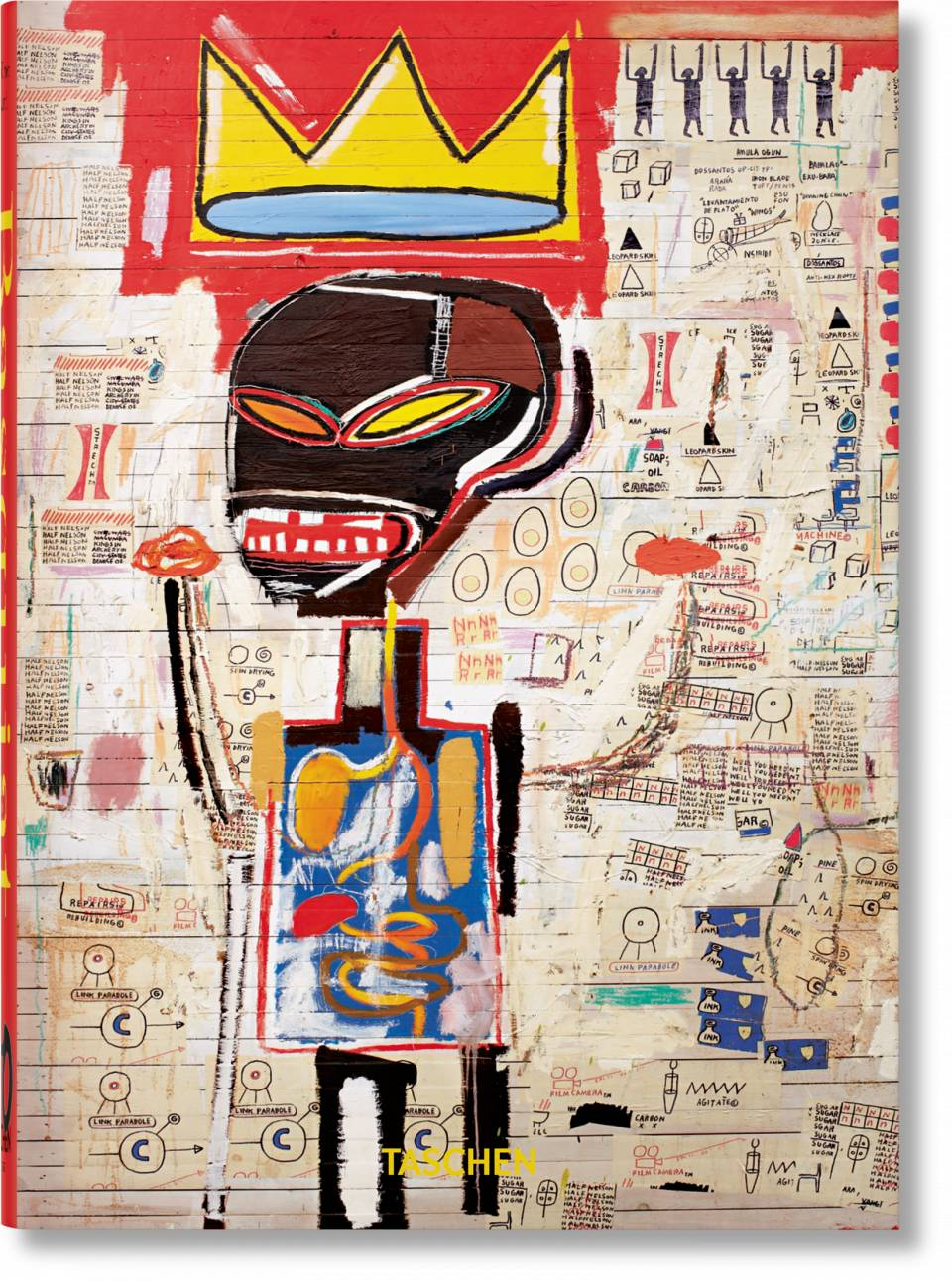 Jean-Michel Basquiat. 40th Anniversary Edition - image 1
