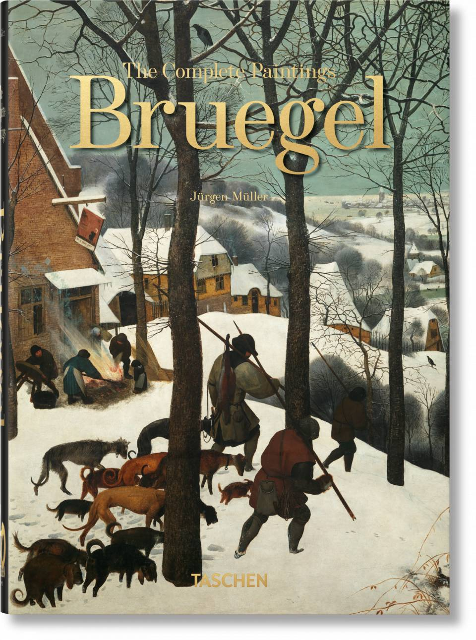 Bruegel. The Complete Paintings. 40th Anniversary Edition - image 1