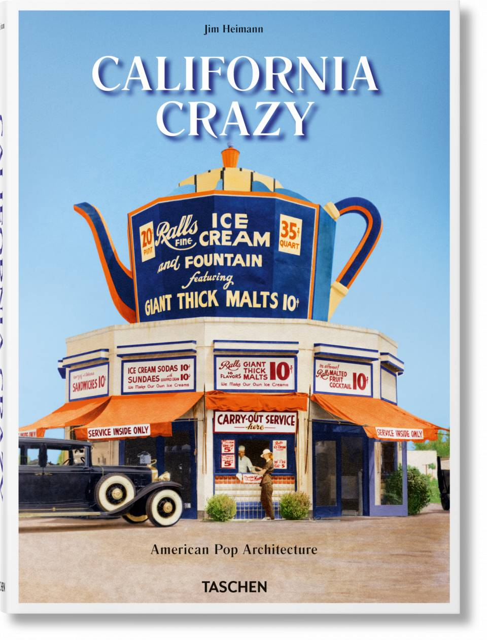 California Crazy. American Pop Architecture - image 1