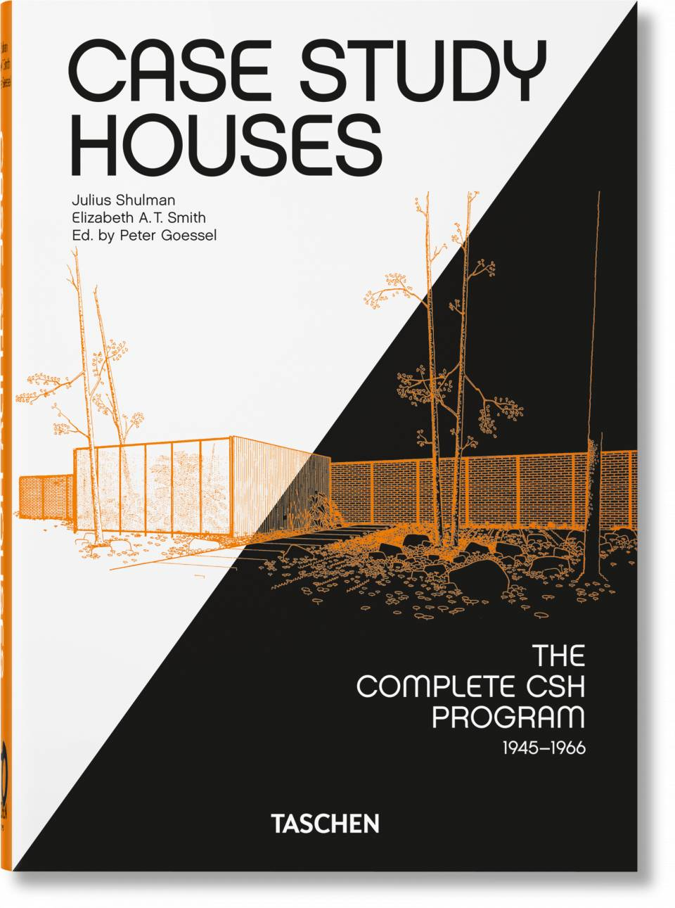 Case Study Houses. The Complete CSH Program 1945-1966. 40th Ed. - image 1