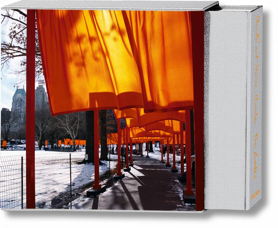 Christo and Jeanne-Claude. The Gates - image 1