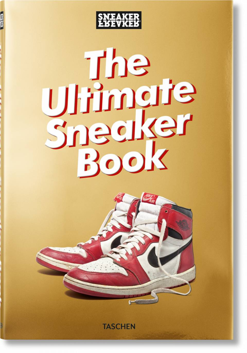 Sneaker Freaker. The Ultimate Sneaker Book - image 1