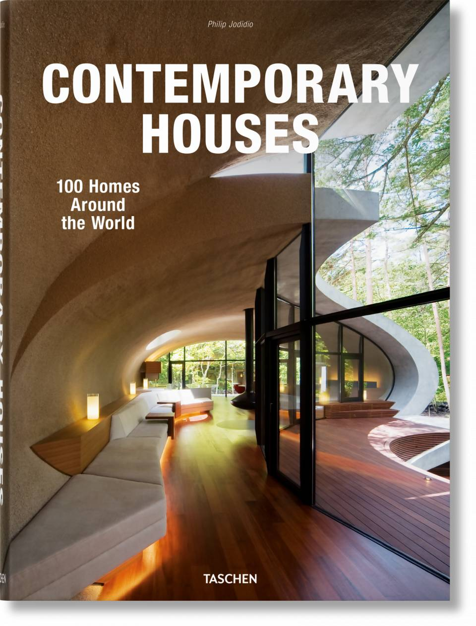 Contemporary Houses. 100 Homes Around the World - image 1