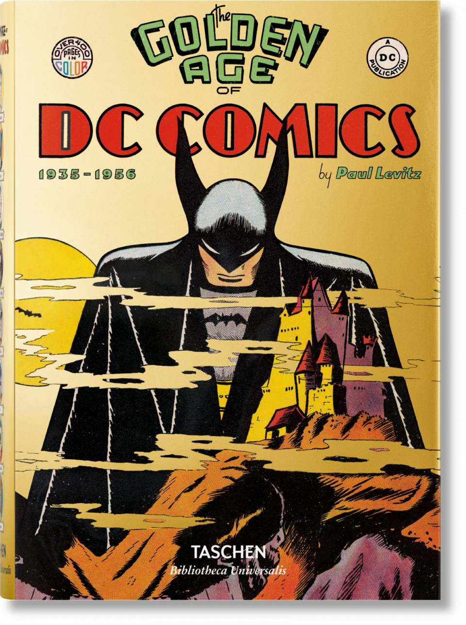 The Golden Age of DC Comics - image 1