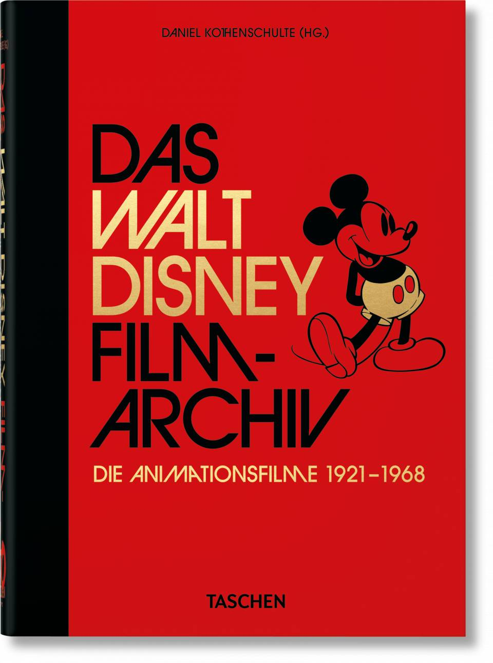 Das Walt Disney Filmarchiv. Die Animationsfilme 1921–1968. 40th Anniversary Edition - image 1