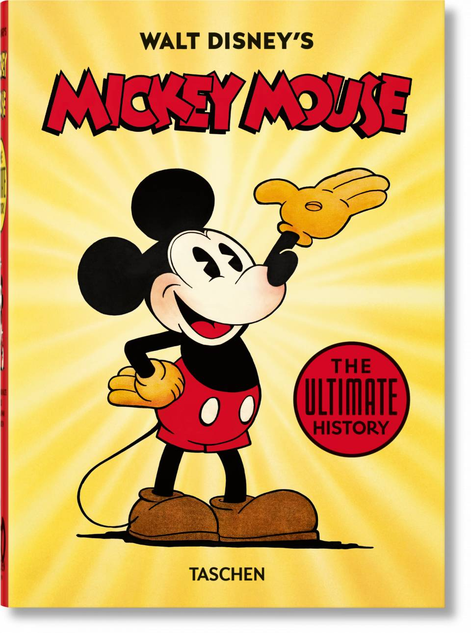 Walt Disney's Mickey Mouse. The Ultimate History. 40th Anniversary Edition - image 1