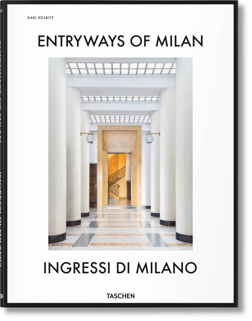 Entryways of Milan. Ingressi di Milano - image 1