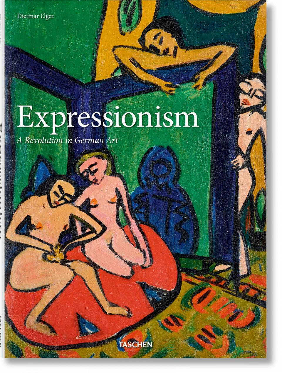 Expressionism. A Revolution in German Art - image 1