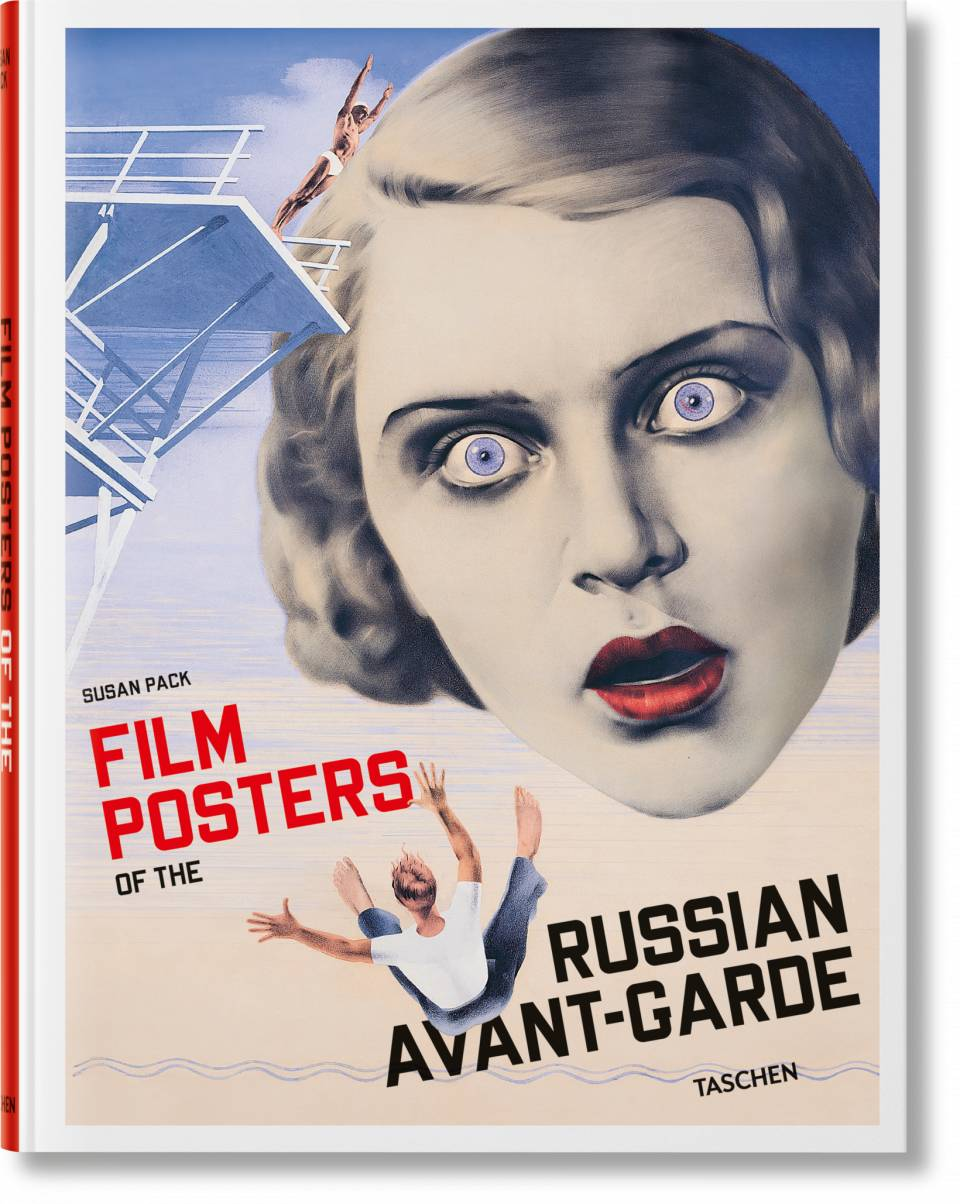 Film Posters of the Russian Avant-Garde - image 1