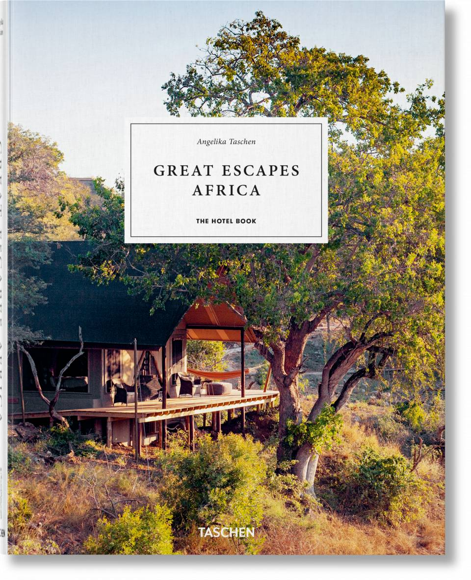 Great Escapes Africa. The Hotel Book - image 1