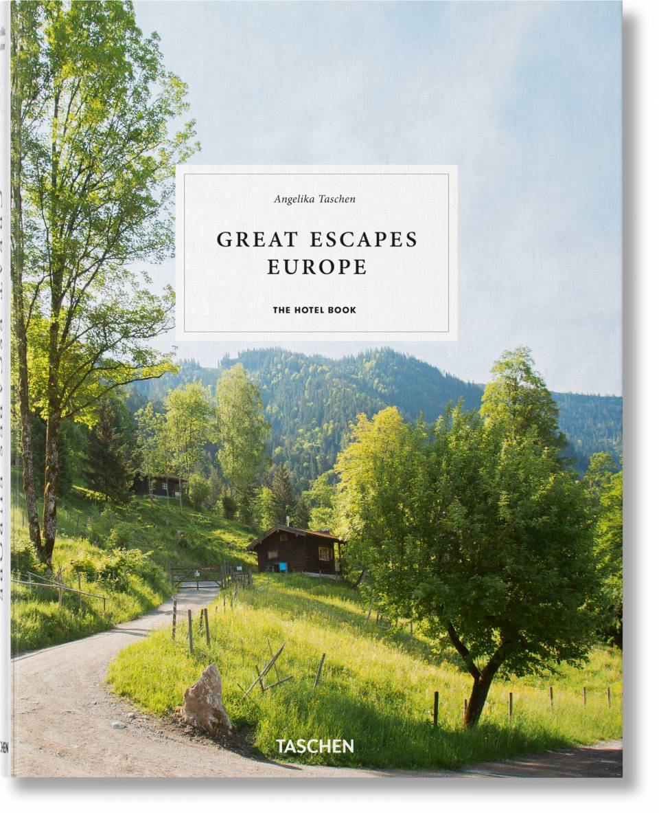 Great Escapes Europe. The Hotel Book. 2019 Edition - image 1