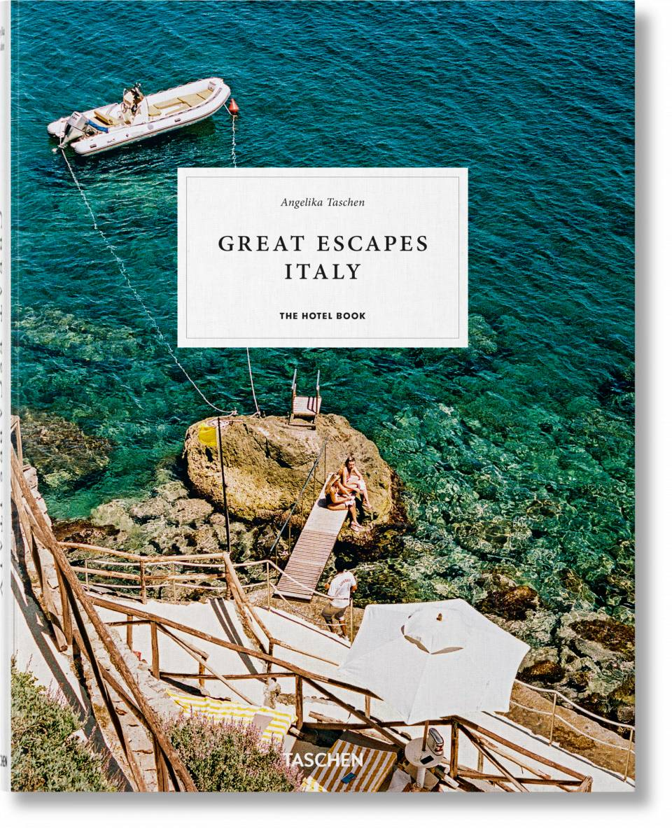 Great Escapes Italy. The Hotel Book. 2019 Edition - image 1