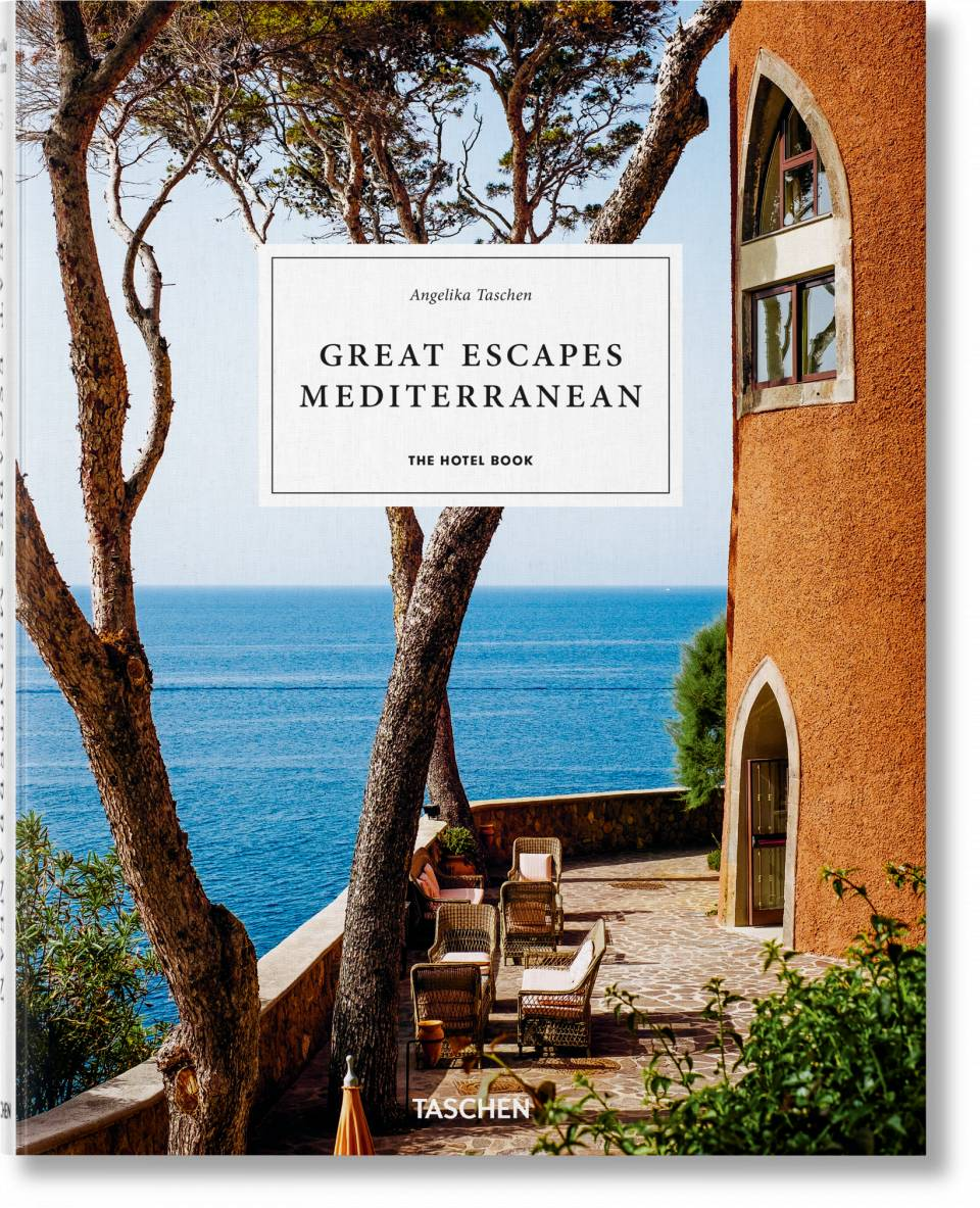 Great Escapes Mediterranean. The Hotel Book. 2020 Edition - image 1
