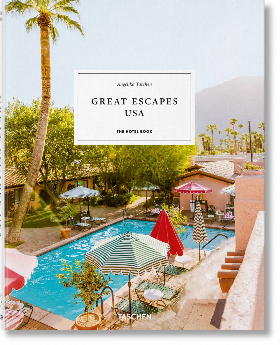Great Escapes USA. The Hotel Book - image 1