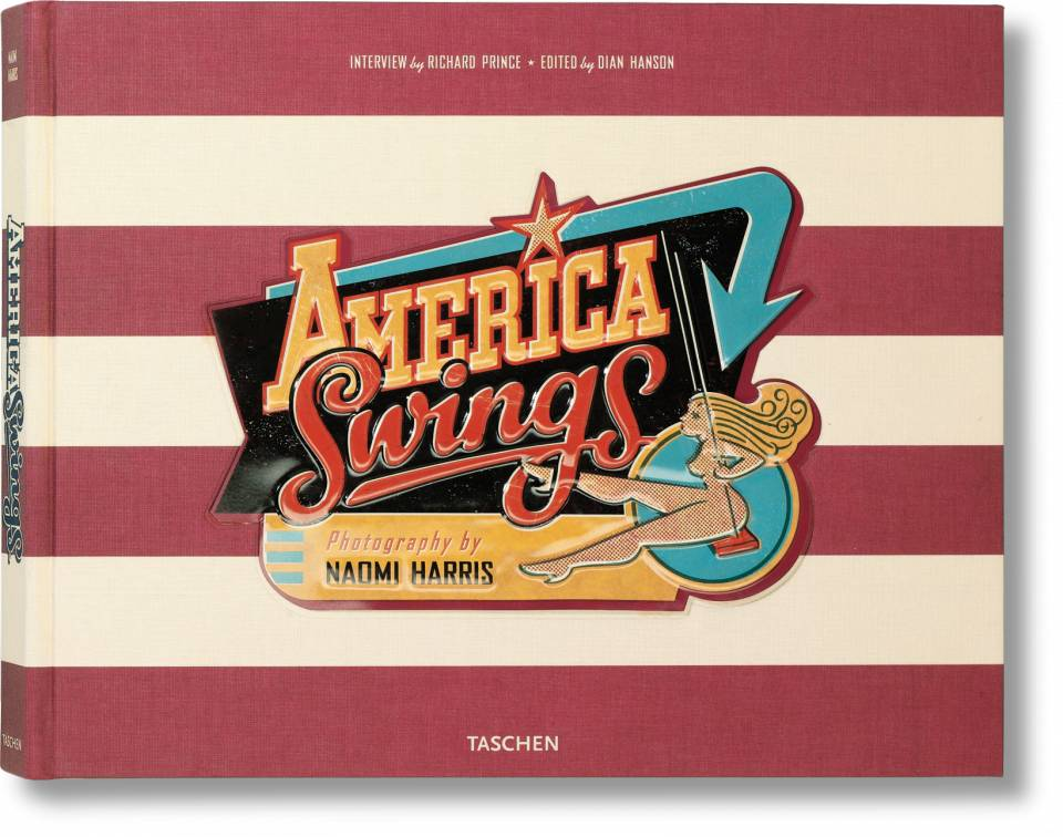 Naomi Harris. America Swings - image 1
