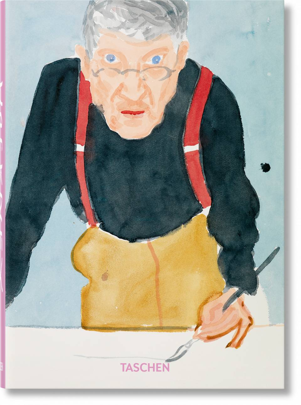David Hockney. A Chronology. 40th Anniversary Edition - image 1