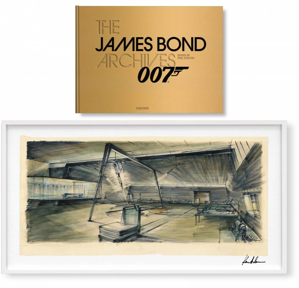 The James Bond Archives, Golden Edition No. 1–250 'Goldfinger' - image 1