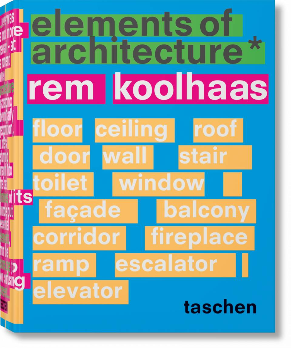 Koolhaas. Elements of Architecture - image 1