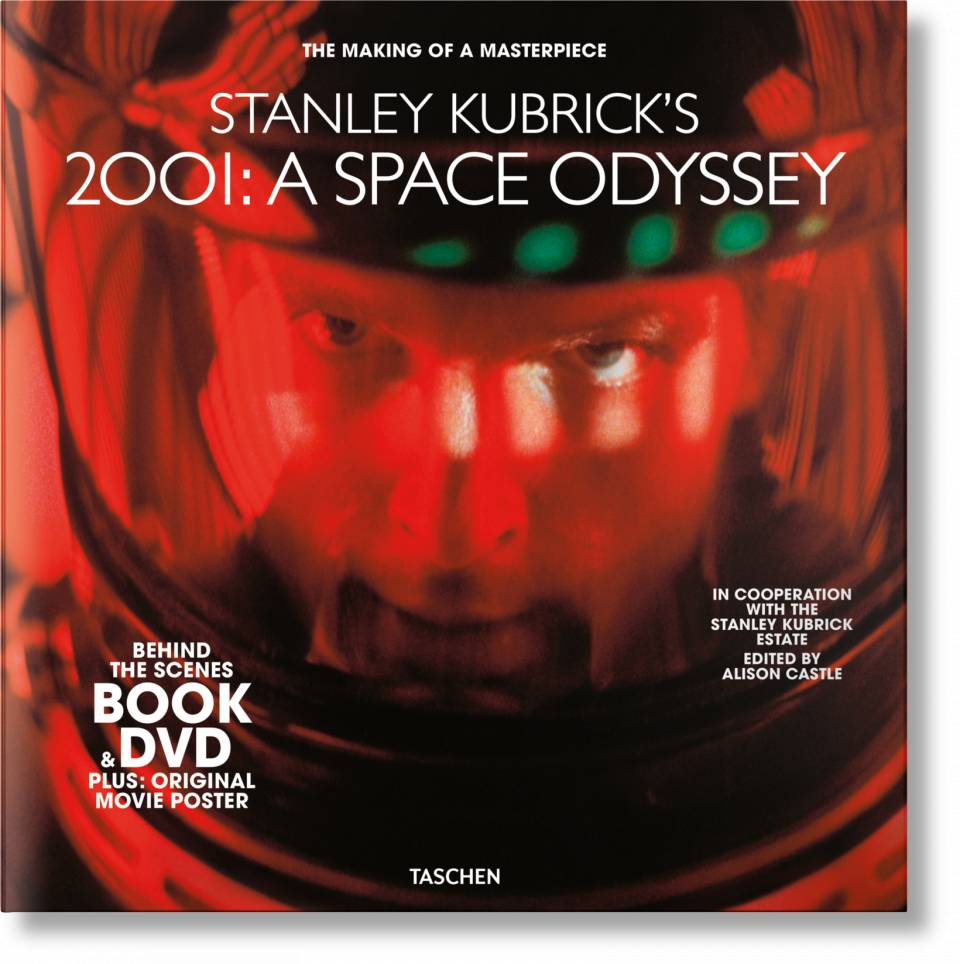 Stanley Kubrick's 2001: A Space Odyssey. Book & DVD Set - image 1