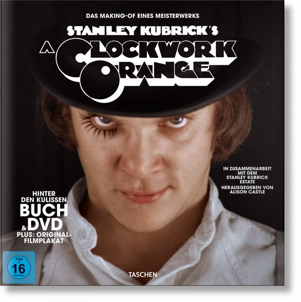 Stanley Kubricks Uhrwerk Orange. Buch & DVD - image 1
