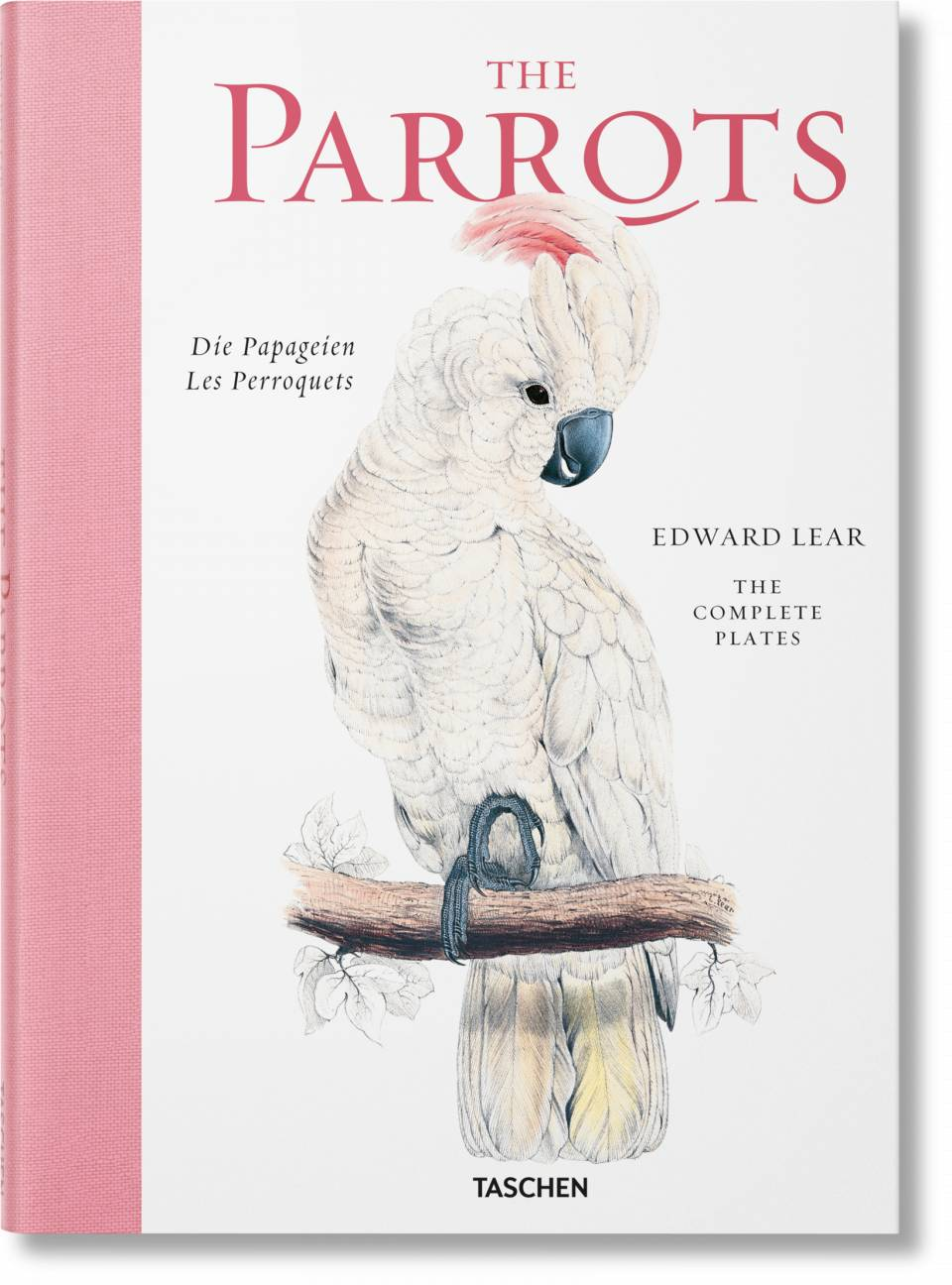 Edward Lear. The Parrots. The Complete Plates - image 1