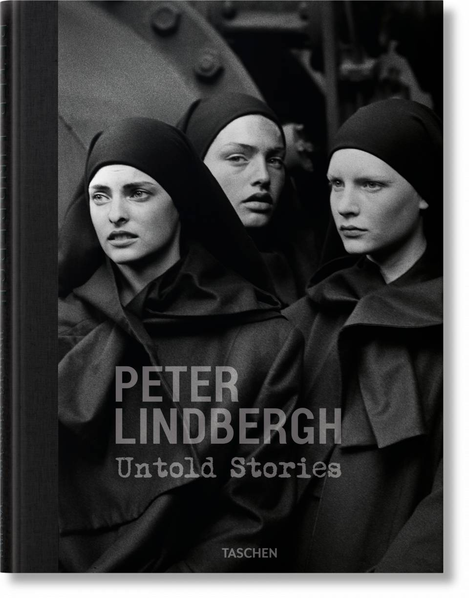 Peter Lindbergh. Untold Stories - image 1