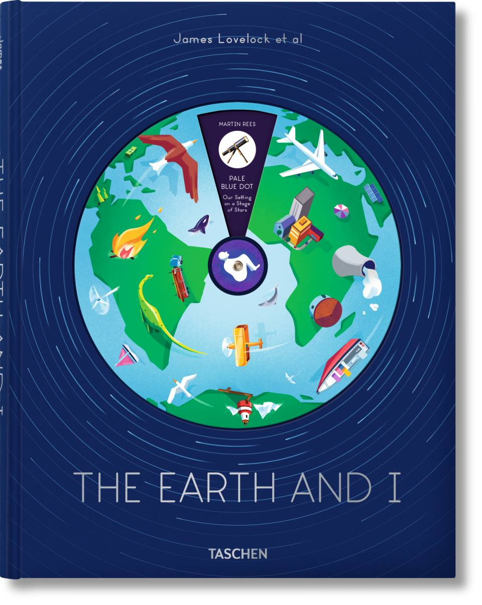 James Lovelock et al. The Earth and I - image 1