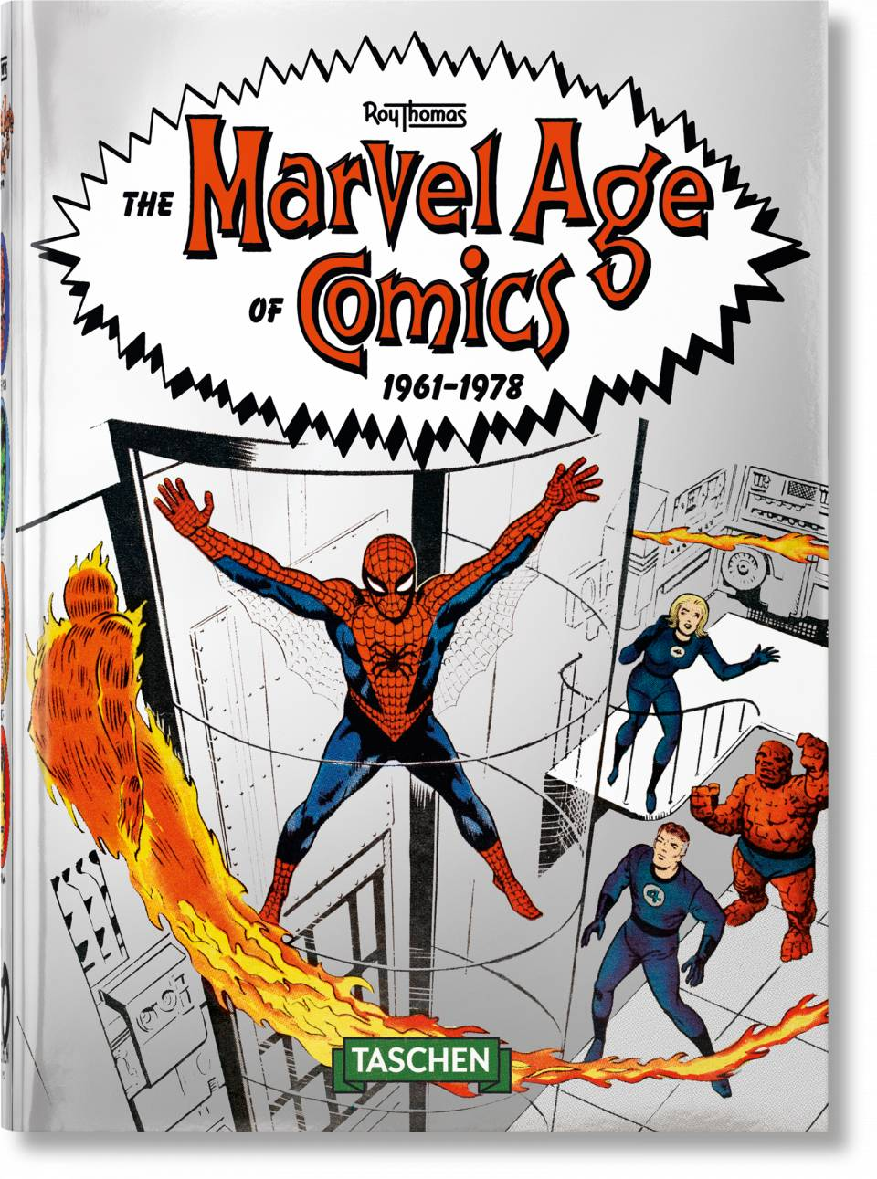 The Marvel Age of Comics 1961–1978. 40th Anniversary Edition - image 1