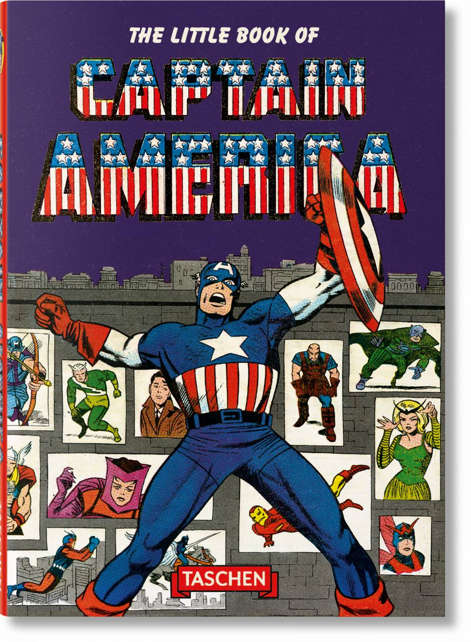 The Little Book of Captain America - image 1