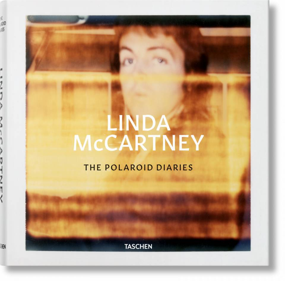 Linda McCartney. The Polaroid Diaries - image 1