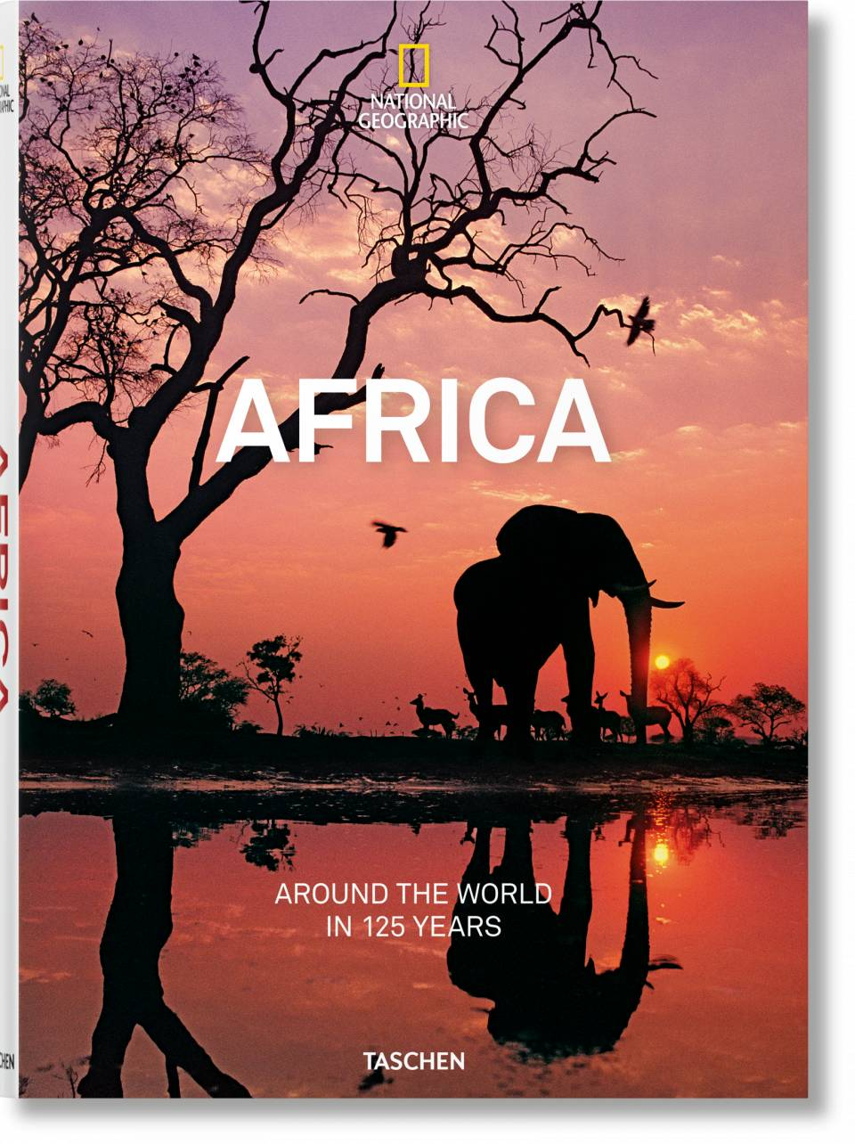 National Geographic. Around the World in 125 Years. Africa - image 1