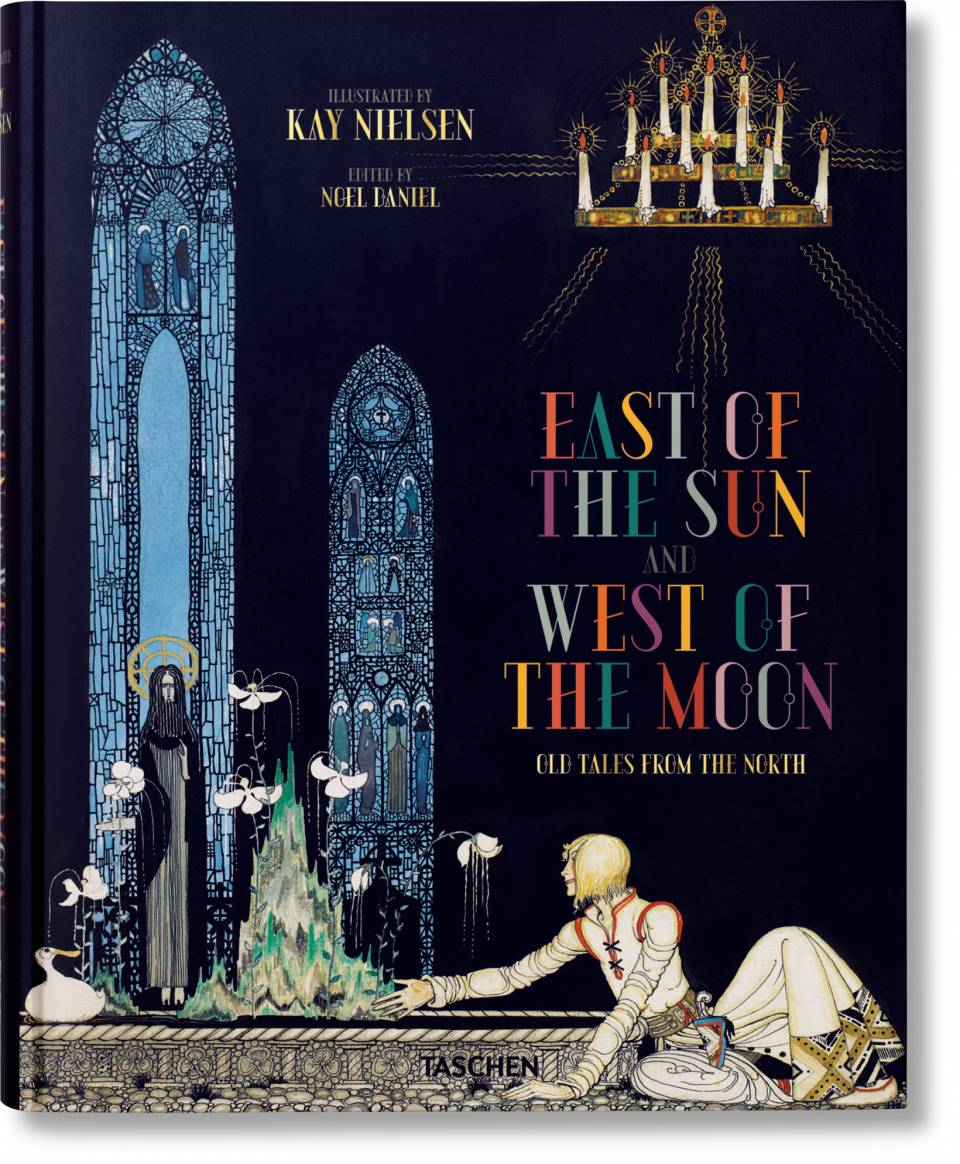 Kay Nielsen. East of the Sun and West of the Moon - image 1