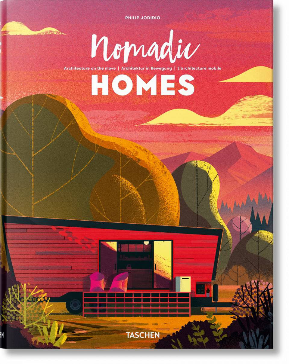 Nomadic Homes. L'architecture mobile - image 1