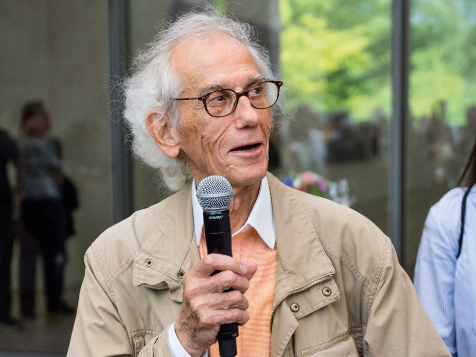 Christo in Basel