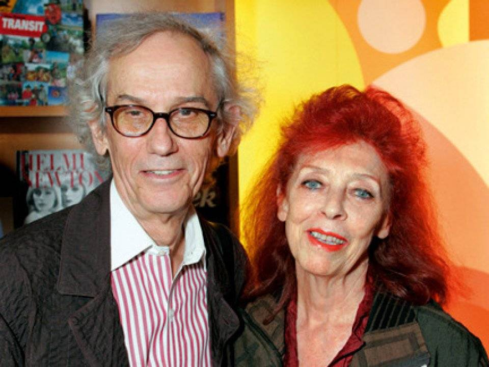 Christo & Jeanne-Claude in New York