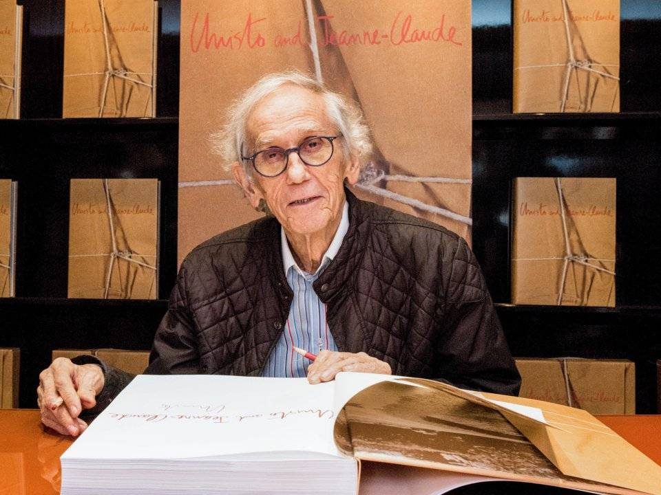 Christo in Paris