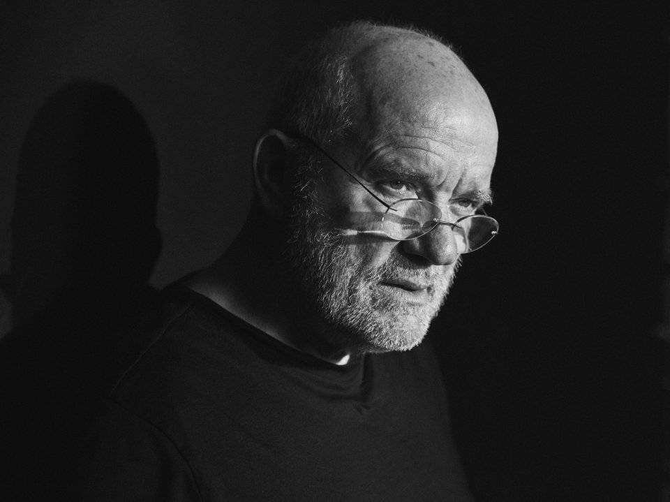 Q&A with Peter Lindbergh