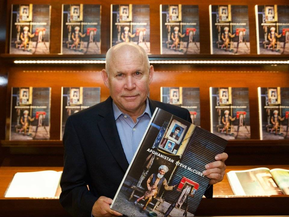 McCurry in Beverly Hills