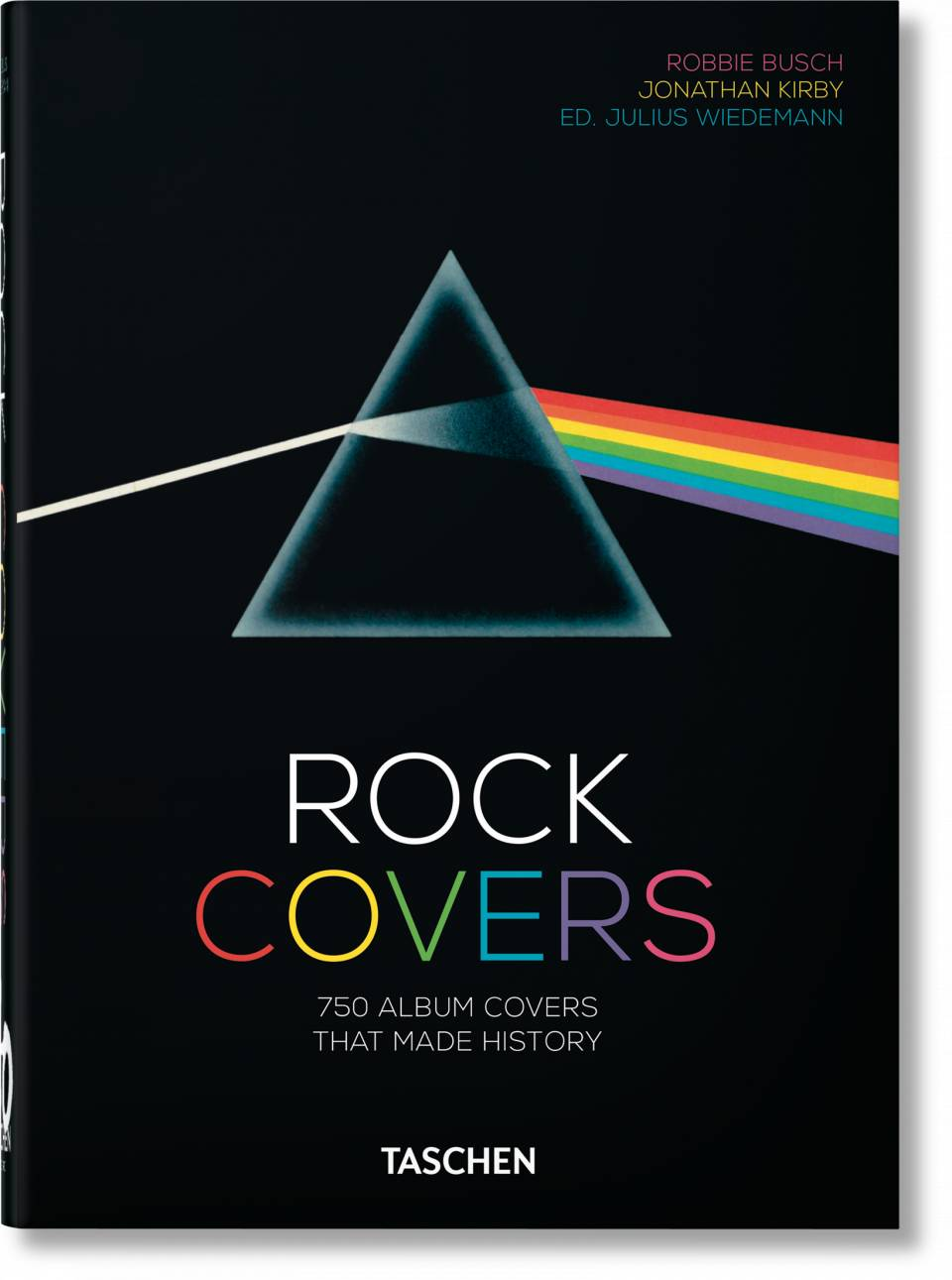 Rock Covers. 40th Anniversary Edition - image 1