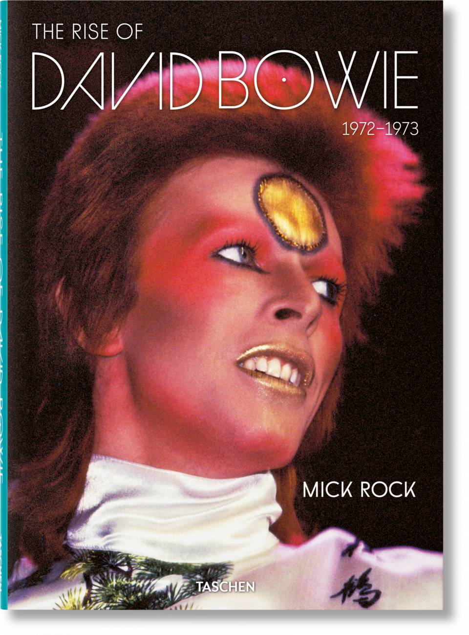 Mick Rock. The Rise of David Bowie. 1972–1973 - image 1