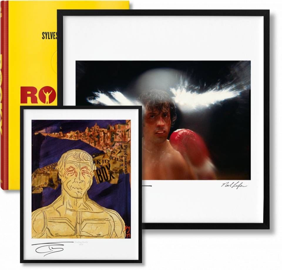 Rocky. The Complete Films. Art Edition No. 26–50 'Rocky II' (1979) - image 1