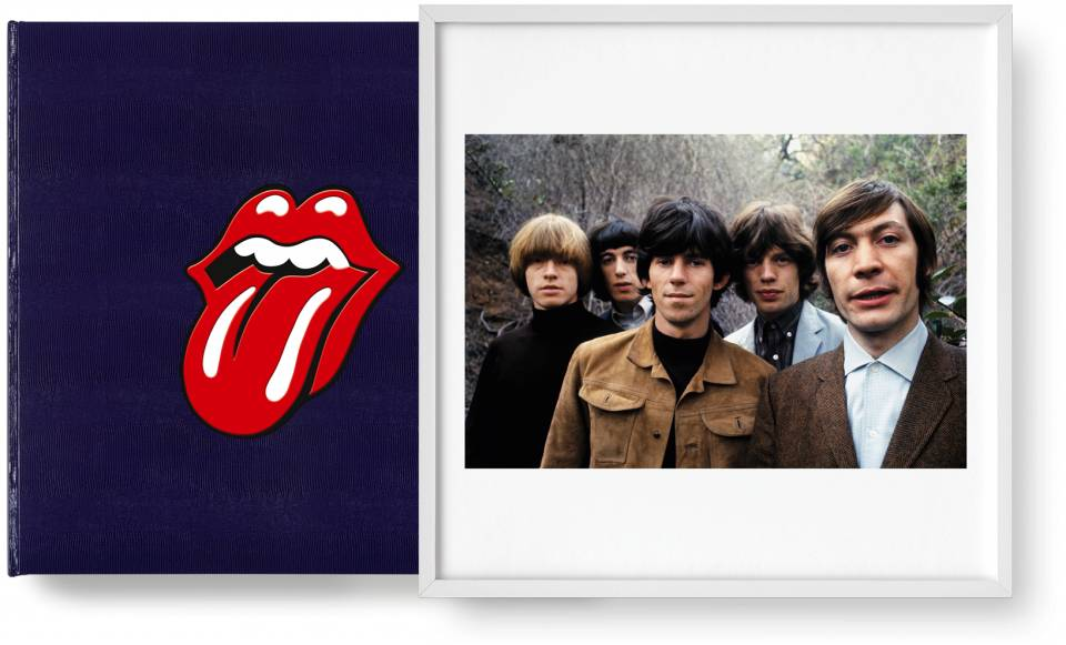 The Rolling Stones. Art Edition No. 226–300, Guy Webster 'Big Hits' - image 1