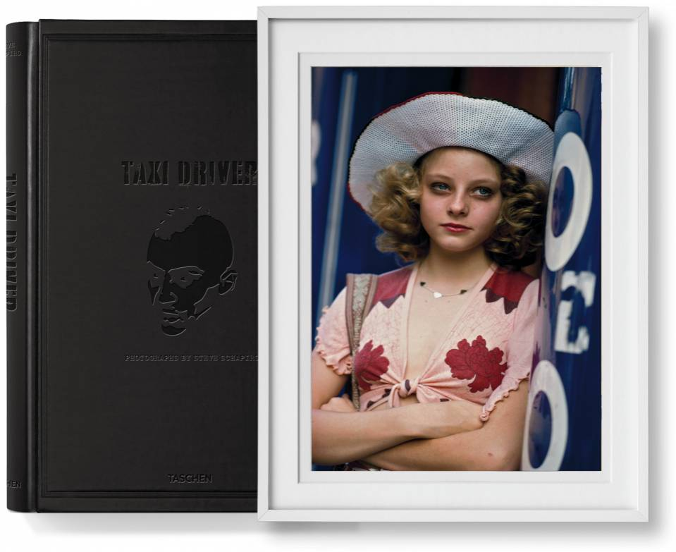 Steve Schapiro. Taxi Driver, Art Edition No. 101–200 'Jodie Foster' - image 1